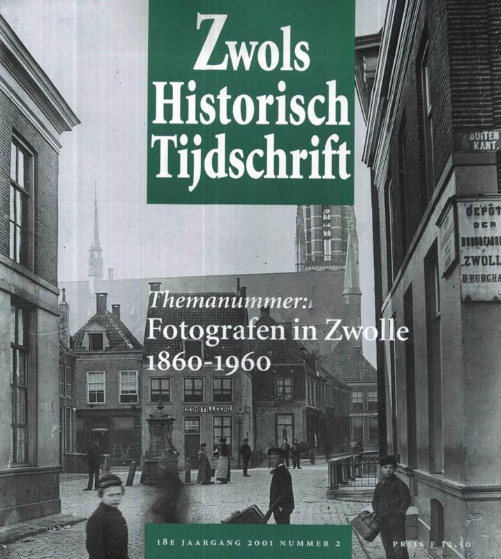 2001 Archieven Zwolse Historische Vereniging